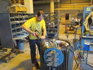 Elektrimootorite remont